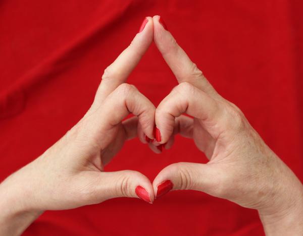 Fingeryoga: Kalesvara-Mudra wirkt beruhigend