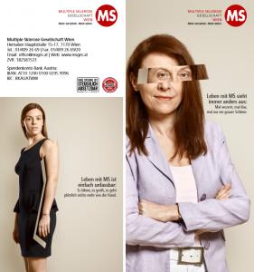 Leben mit MS: Informationen für Privatpersonen und Unternehmen, die die Arbeit der MS-Gesellschaft Wien gerne unterstützen möchten.