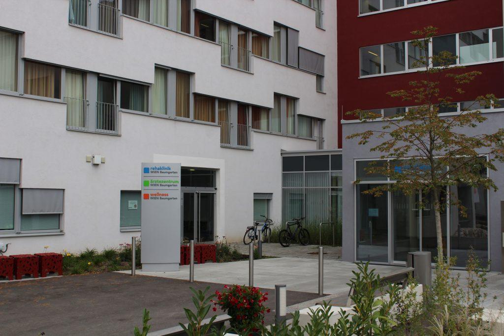 Rehazentrum, Foto: Anastasios Kiotsekoglou