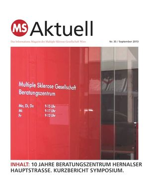 MS-Aktuell 35, September 2013