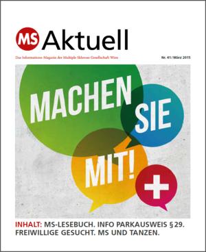 MS-Aktuell 41, März 2015