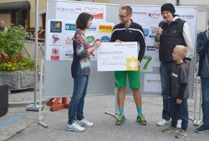 Run4MS Business Benefizlauf gegen Multiple Sklerose in Wolfsberg
