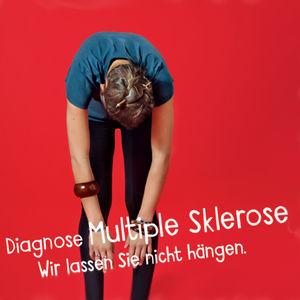 Diagnose Multiple Sklerose. Wir lassen Sie nicht hängen.