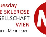 Logo MS-Gesellschaft Wien und Hashtag #GivingTuesday