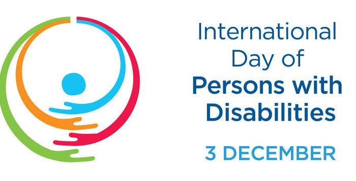 3. Dezember: Internationaler Tag der Menschen mit Behinderun