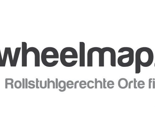wheelmap: Rollstuhlgerechte Orte finden