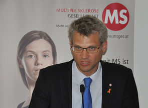 ASBÖ Wien-Geschäftsführer Mag. Oliver Löhlein