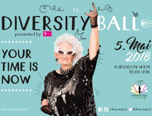 11. Diversity Ball am 5. Mai 2018 im Kursalon Wien