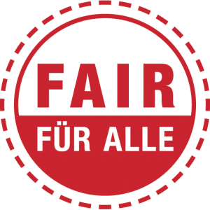 Logo FAIR FÜR ALLE