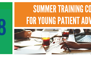 Logo Summer Training Course for Young Patients Advocates – Leadership Programme der European Patients Forum
