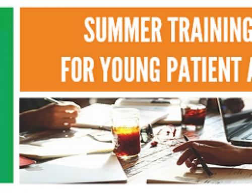 Summer Training Course des European Patients Forum