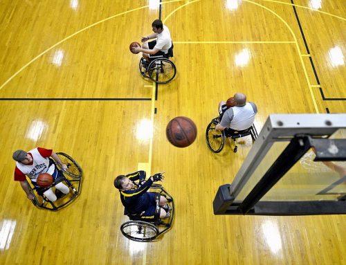 Behindertensport bewegt!