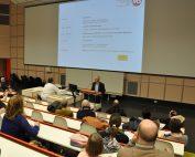Frühjahrssysmposium der MS-Gesellschaft Wien, 10. März 2018, im Bild: Dr. Martin Gleitsmann