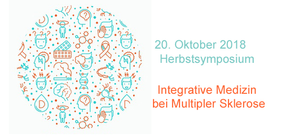 "20. Oktober 2018: Herbstsymposium zum Thema ""Integrative Medizin bei Multipler Sklerose"""