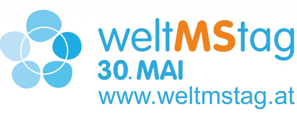 Logo Welt-MS-Tag 2019: Das Motto des Welt MS Tages 2019 lautet #MyInvisibleMS.