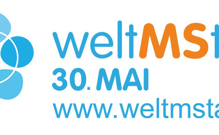 Logo Welt-MS-Tag: Der Welt-MS-Tag 2018 findet am 30. Mai 2018 statt und widmet sich der MS-Forschung. www.weltmstag.at
