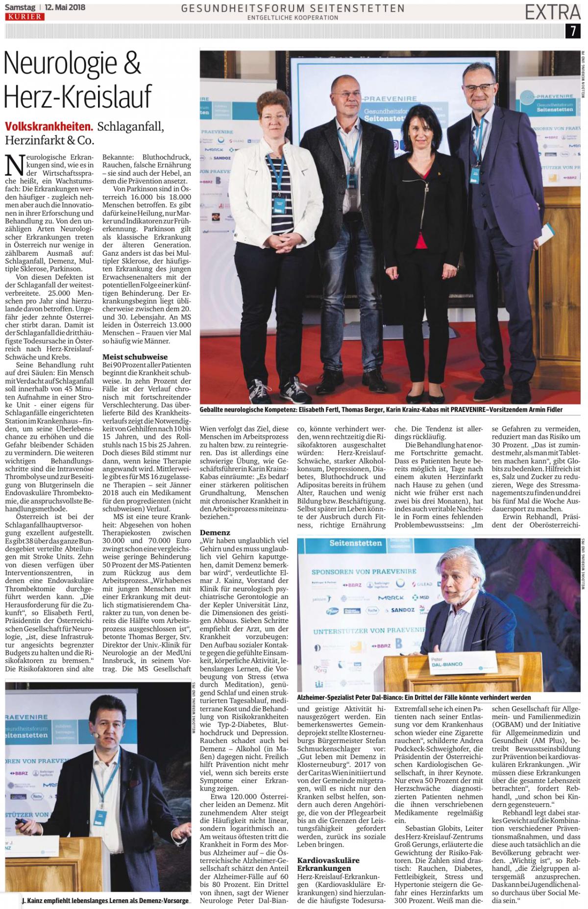 Presse - Multiple Sklerose Gesellschaft Wien