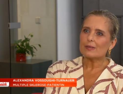 Talk mit Alexandra Vossoughi-Turnauer