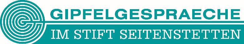 Logo: Gipfelgespräche im Stift Seitenstetten