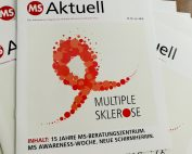 Cover MS-Aktuell 54, Juni 2018