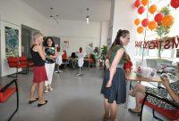 Welt-MS-Tag 2018 und 15 Jahre MS-Beratungszentrum. Das Team der MS-Gesellschaft Wien wartet auf den Ansturm an Besucherinnen und Besuchern. Foto: MS-Gesellschaft Wien