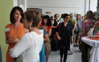 Rund 180 Besucherinnen und Besucher feierten am Welt-MS-Tag 2018 das 15-jährige Bestehen des MS-Zentrums für Beratung und Psychotherapie.