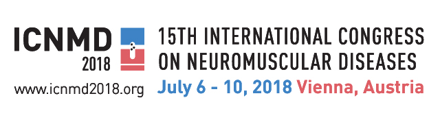 Logo 15th International Congress on Neuromuscular Diseases