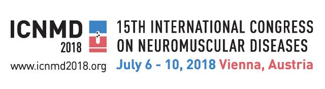 Logo 15th International Congress on Neuromuscular Diseases