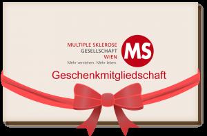 Geschenk mit Mehrwert: Mitgliedschaft bei der MS-Gesellschaft Wien