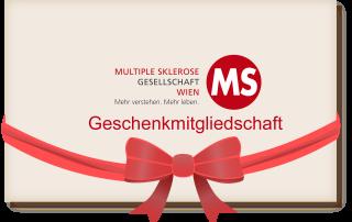 Mitgliedschaft bei der Multiple Sklerose Gesellschaft Wien: ein Geschenk mit Mehrwert