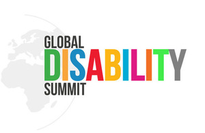 Logo Global Disability Summit