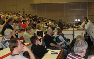 Symposium der MS-Gesellschaft, AKH Wien