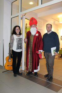 Weihnachtsfeier der Multiple Sklerose Gesellschaft Wien am 6. Dezember 2017