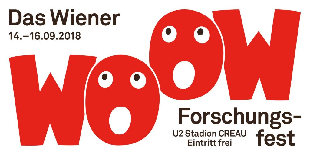 Logo Wiener Forschungsfest
