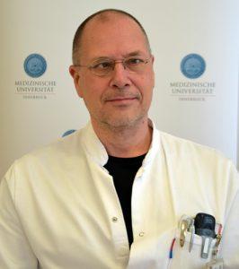 Univ.-Prof. Dr. Thomas Berger, Credit: MedUni Innsbruck