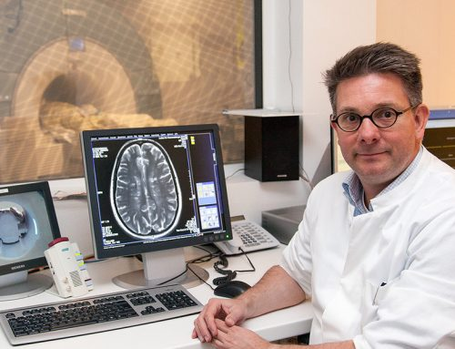 MRT erhöht Sicherheit neuer MS-Therapien