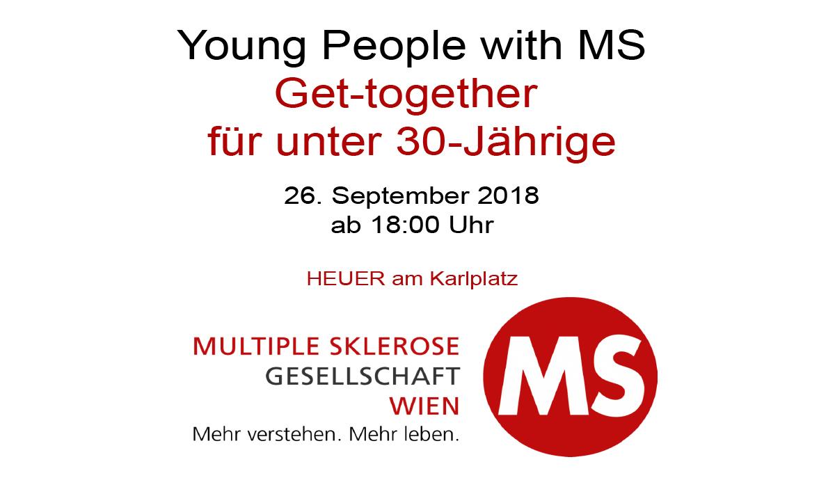 Young People with MS: Einladung zum Treffen ins HEUER, Credit: Ben Landers