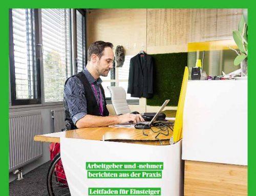 55 erfolgreiche Beschäftigungsmodelle für Menschen mit Behinderungen