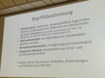 Herbstsymposium 2018