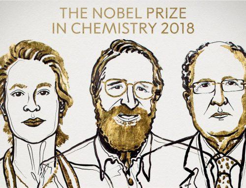 Chemie-Nobelpreis 2018