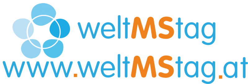 Logo Welt-MS-Tag 2019: Das Motto des Welt MS Tages 2019 lautet #MyInvisibleMS.