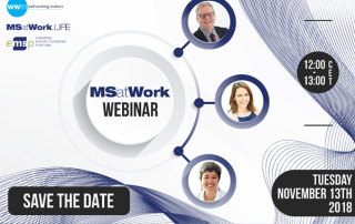 MS@Work 1.0 Webinar