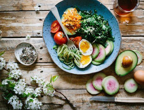 Antientzündliche Nahrung bei MS