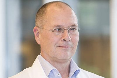 Univ.-Prof. Dr. Thomas Berger, Leiter der Universitätsklinik für Neurologie an der MedUni Wien, Fotocredit: © MedUni Wien