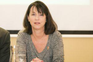 Karin Krainz-Kabas, Geschäftsführerin der MS-Gesellschaft Wien, Credit: Fine Facts Health Communication