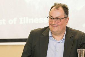 Priv.-Doz. Dr. Jörg Kraus, Präsident der Österreichischen MS-Gesellschaft, Credit: Fine Facts Health Communication