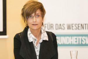 Marlene Schmid, Patientenbeirätin und Obmann-Stellvertreterin der MS-Gesellschaft Tirol, Credit: Fine Facts Health Communication