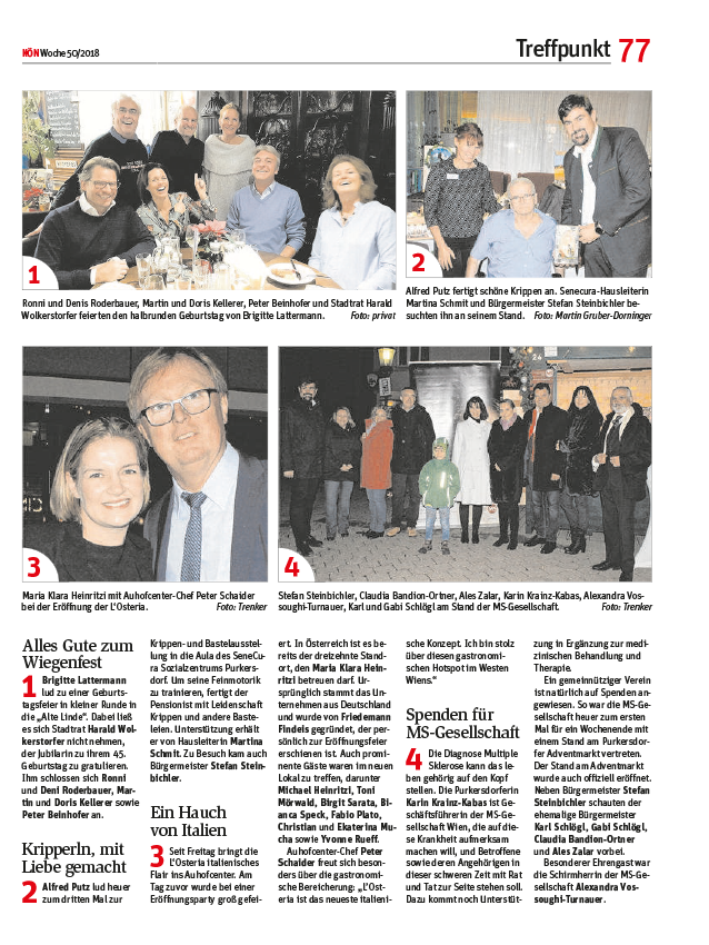 NÖN-Ausgabe vom 12. Dezember 2018