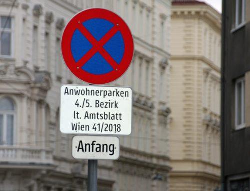 Anwohnerparkzonen werden zu Behindertenparkzonen