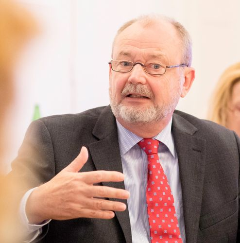 Univ.-Prof. DDr. Hans Georg Kress, Credit: B&K –Bettschart & Kofler Kommunikationsberatung GmbH